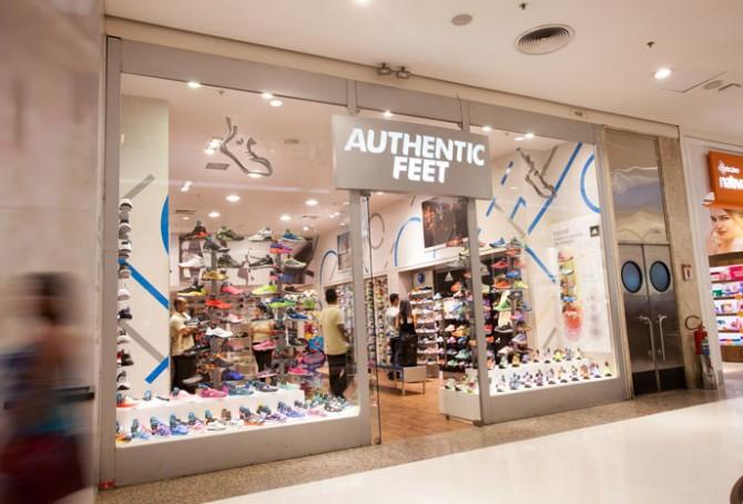 Authentic Feet | BarraShopping